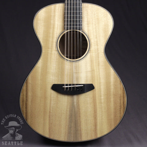 Breedlove Oregon Concert Twelve String Myrtlewood Acoustic-Electric Guitar