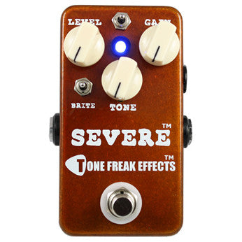 Tone Freak Severe Distortion Pedal