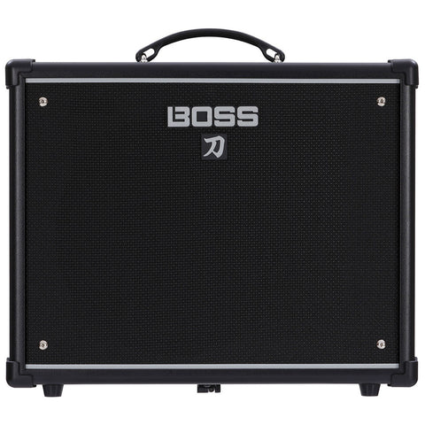 "Boss Katana 50 1x12"" Guitar Amplifier"