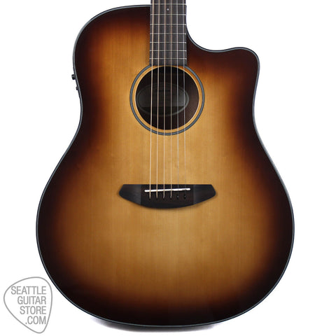 Breedlove Discovery Dreadnought CE Mahogany Sitka Sunburst Acoustic Guitar