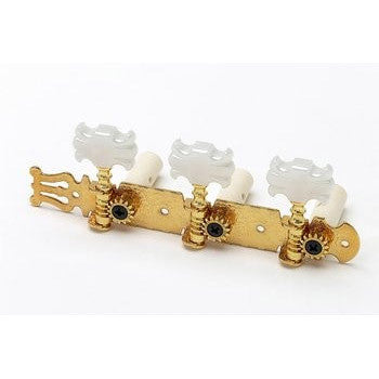 Allparts Gold Classical Tuner Set