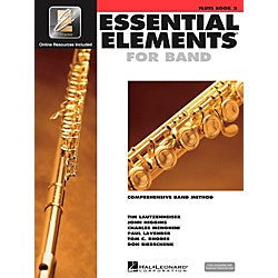 Essential Elements for Band – Flute Book 2 with EEi