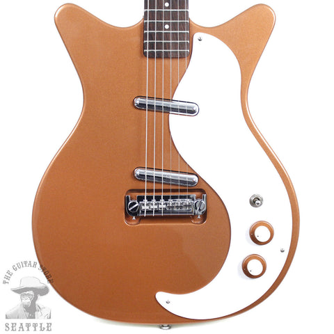 Danelectro '59 Mod NOS Copper Electric Guitar