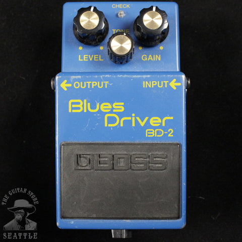 Fromel Modified Boss BD-2 Blues Driver
