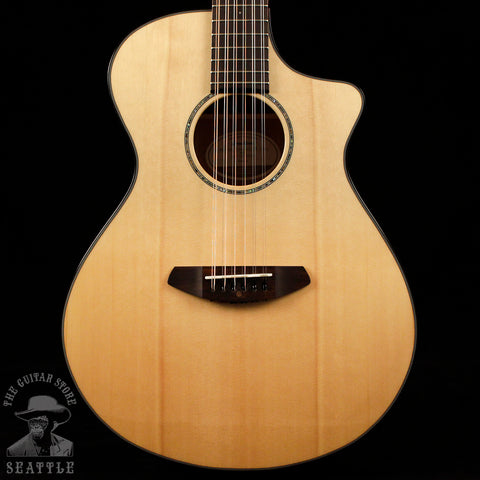 Breedlove Pursuit Concert Twelve String Mahogany Sitka Spruce Acoustic-Electric Guitar