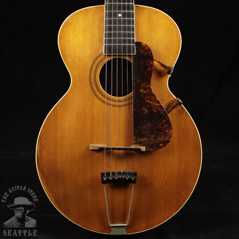 Used 1917 Gibson L-1 Archtop Natural