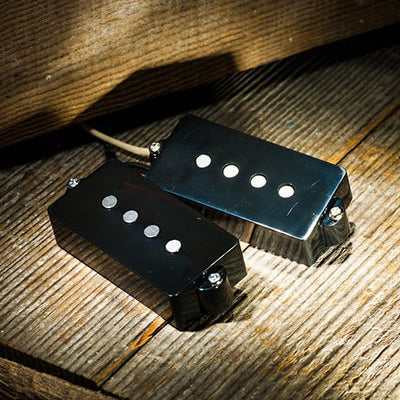 Lollar Overwound Precision Bass Split-Coil Pickup