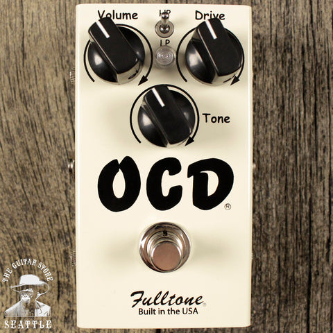 Fulltone OCD V2 Overdrive Pedal (Latest Version 2)