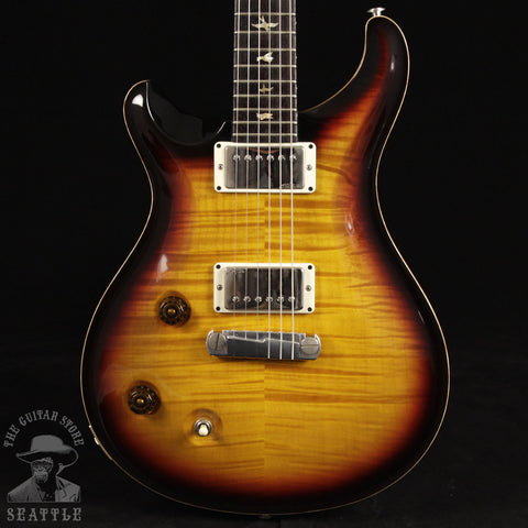 Used 2014 Paul Reed Smith Custom 22 Electric Guitar Left-Handed Tobacco Burst