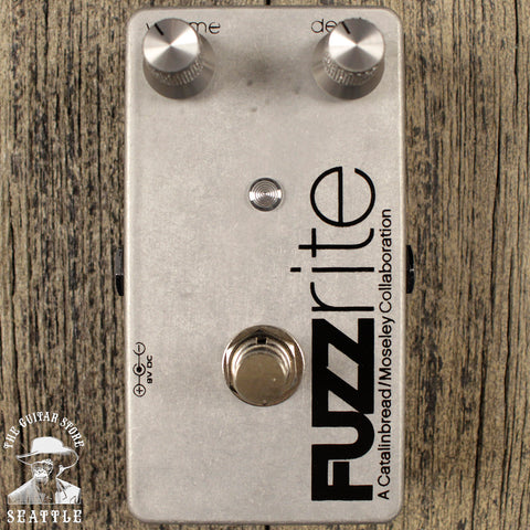 Catalinbread Fuzzrite Fuzz Pedal 10% OFF OPEN BOX