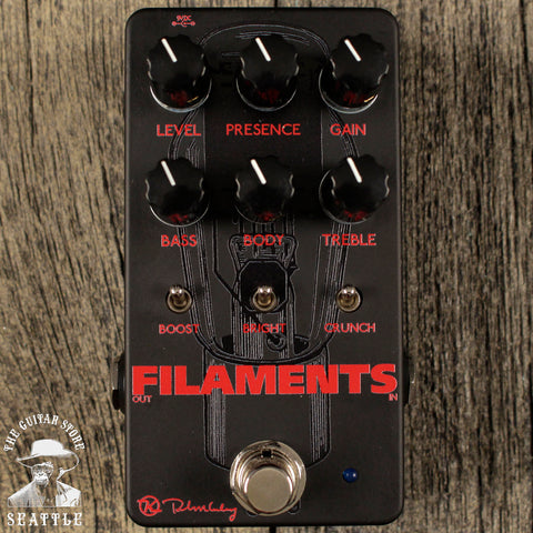Keeley Filaments High Gain Distortion Pedal *B-stock
