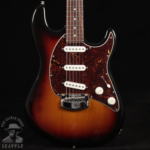 Ernie Ball Music Man Cutlass Electric Guitar - Vintage Sunburst
