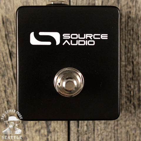 Source Audio Tap Tempo Switch Pedal