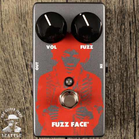 Dunlop JHM5 Jimi Hendrix Fuzz Face Distortion Pedal