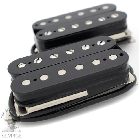Wolfetone Legends Black Humbucker Set Guitar Pickups