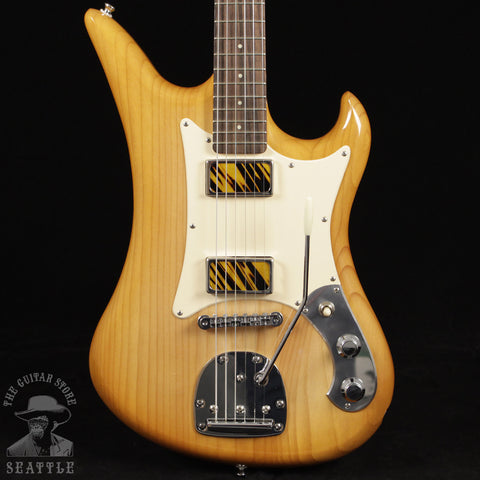 Joe Parker Spectre Electric Guitar Ice Tea Burst