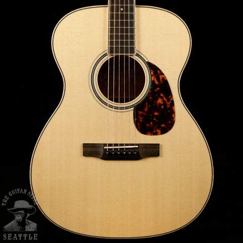 Larrivee OM-03E Silver Oak Special Edition Spruce Acoustic-Electric Guitar 130993
