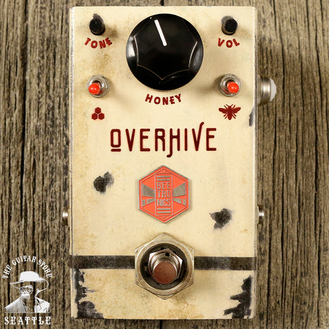 Beetronics Overhive Standard Overdrive Pedal 176