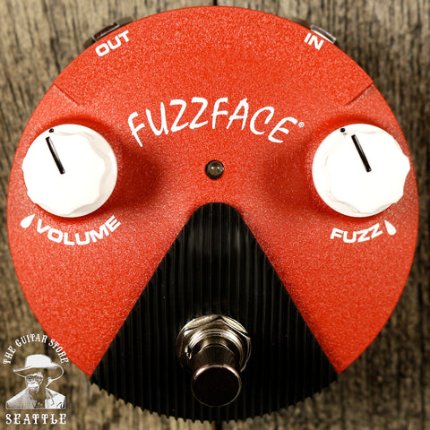Dunlop FFM6 Band of Gypsys Fuzz Face Mini Distortion Pedal