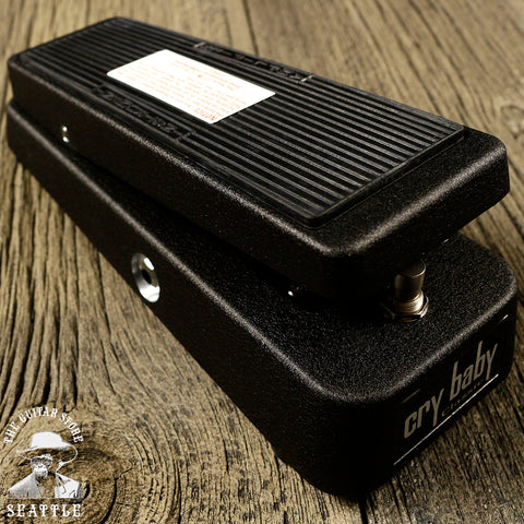 Dunlop GCB95F Cry Baby Classic Wah with Fasel Inductor Pedal