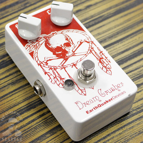 Used Earthquaker Devices Dream Crusher