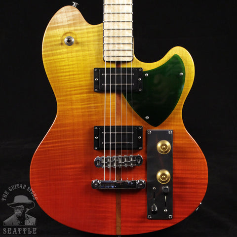 Wire Concord Six Tequila Sunrise Burst
