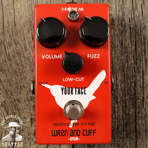 Wren and Cuff Your Face 70's Fuzz