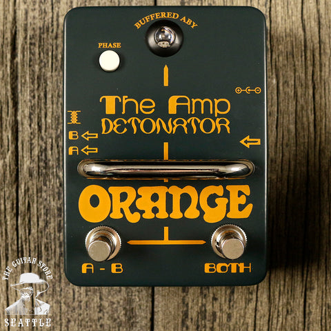 Orange Amp Detonator ABY Pedal