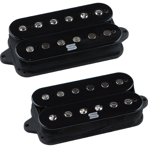 Seymour Duncan Duality Humbucker Set Pickup (Black)