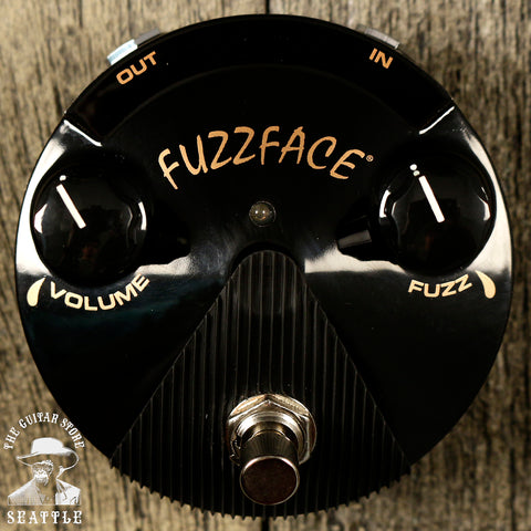 Dunlop FFM4 Joe Bonamassa Fuzz Face Mini Distortion Pedal