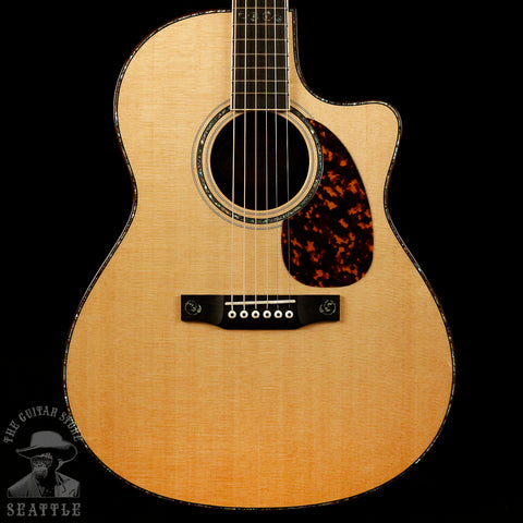 Larrivee LV-10 Deluxe Series Indian Rosewood Sitka Acoustic Guitar 130044