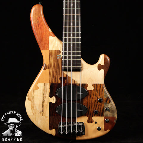 Sandberg Custom Series Puzzle Bass