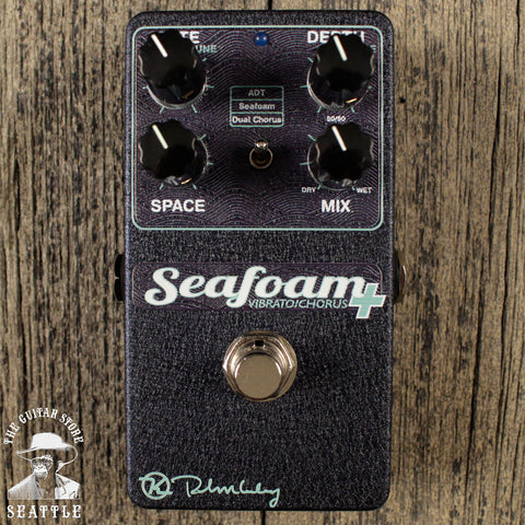 Keeley Seafoam+ Plus Chorus Pedal B-Stock