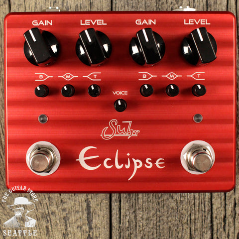 Suhr Eclipse Dual-Channel Overdrive & Distortion