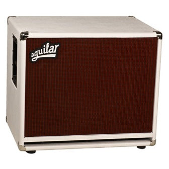 "Aguilar DB 115 White Hot 1x15"" Bass Speaker Cabinet"