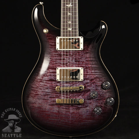 Paul Reed Smith McCarty 594 10 Top Electric Guitar Faded Violet Smokeburst