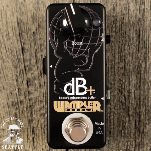 Wampler DB+ Boost Pedal Open-Box