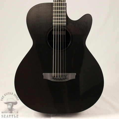 RainSong CH-WS1000NS Concert Hybrid Acoustic Guitar