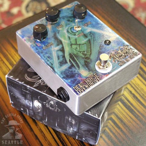 Used Pro Tone Pedals Dead Horse Overdrive