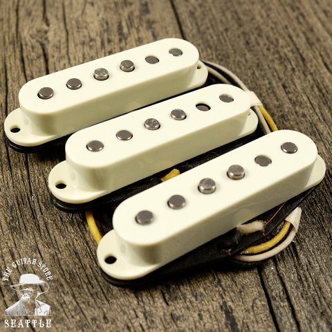 Fender Custom Shop Josephina Hand-Wound Fat '50s Stratocaster Pickup Set