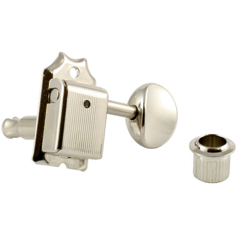 Allparts Gotoh 6-in-line Vintage Keys Nickel