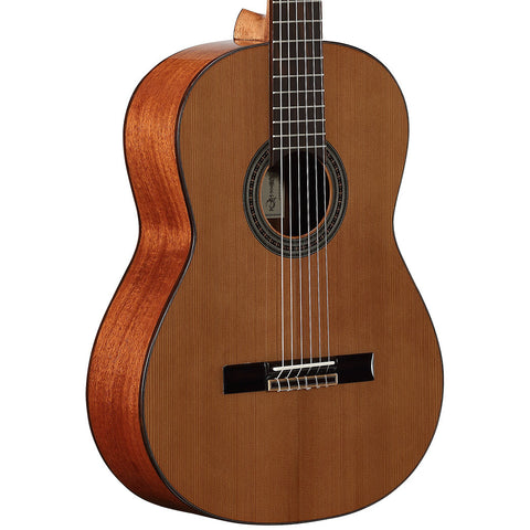 Alvarez AC65HCE Classical Hybrid Electric Natural Acoustic Guitar