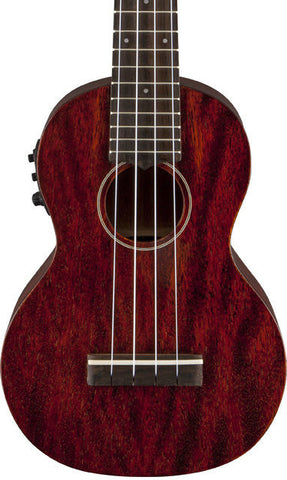 Gretsch G9110-L Concert Long-Neck Acoustic Electric Ukulele 2730031321