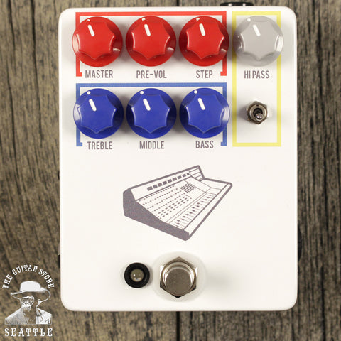 JHS Colour Box Preamp Pedal