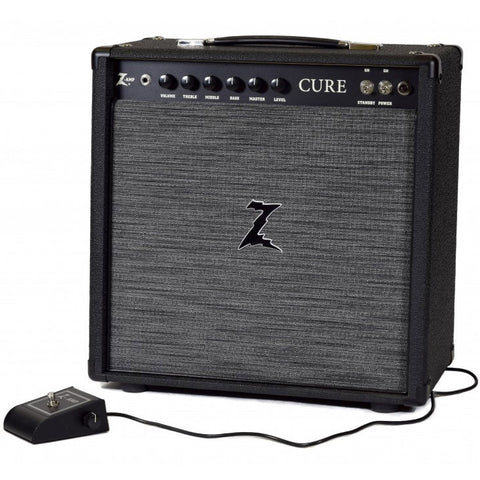 "Dr. Z Cure 15W 1x12"" Combo Guitar Amplifier"