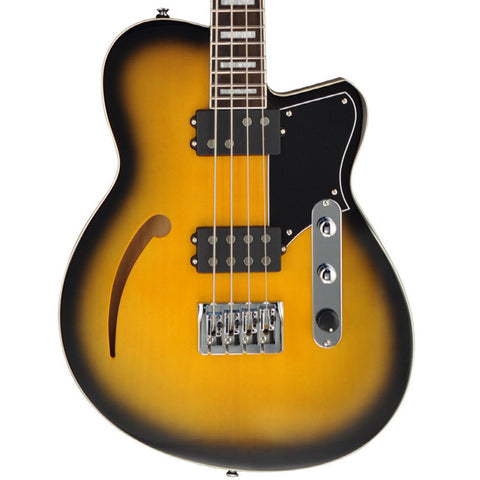 Reverend Dub King Bass Tobacco Burst