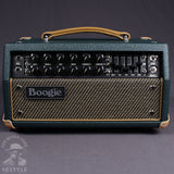 Mesa Boogie Mark Five: 25 Head Emerald Bronco and Gold Jute Grille