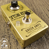 Greer Special Request D-Style FET Preamp Pedal