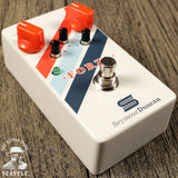 Seymour Duncan Forza Overdrive Guitar Effects Pedal