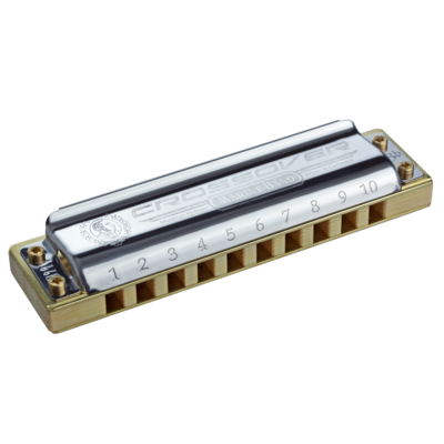 Hohner Marine Band Crossover Harmonica Key of A
